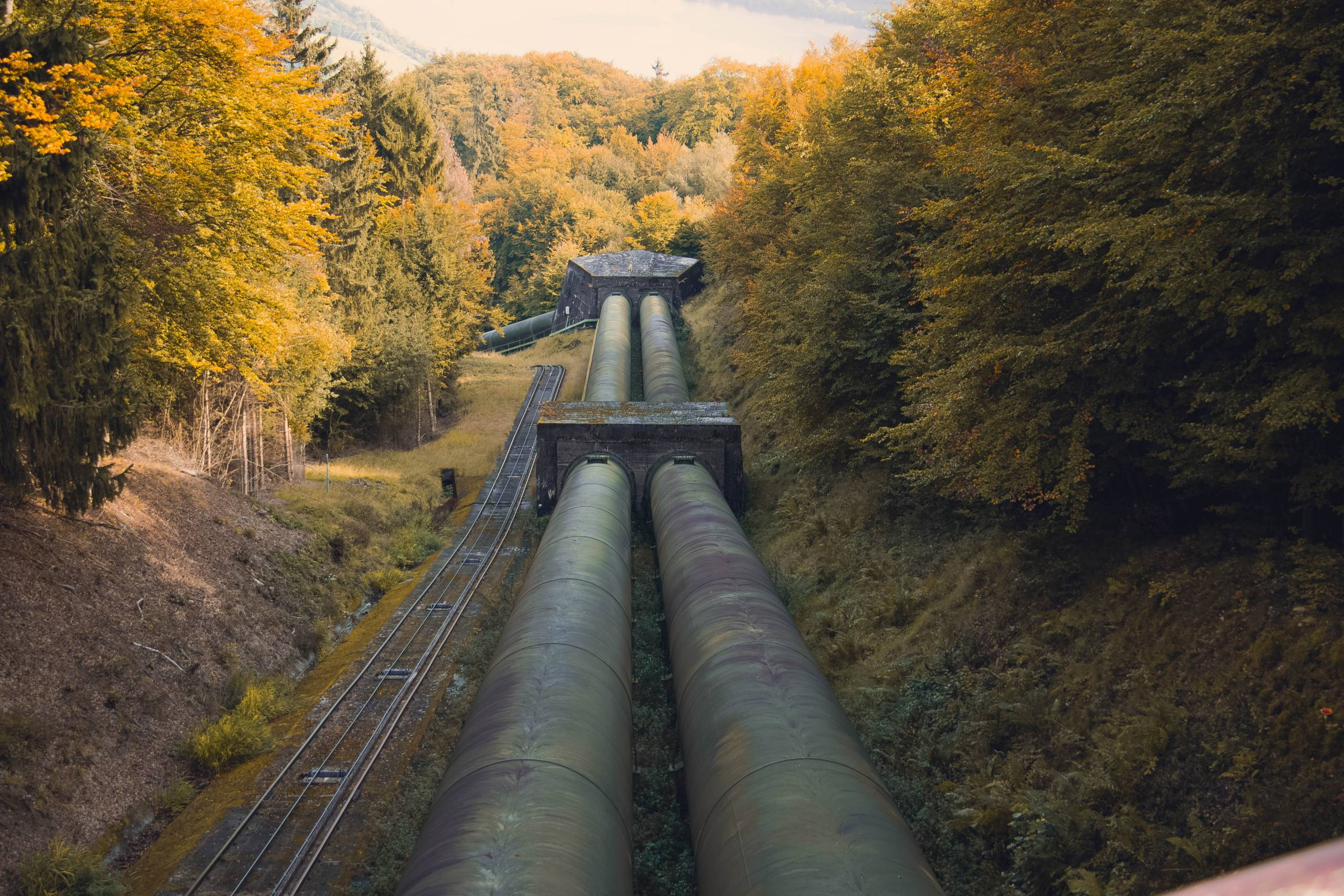 Planning application for gas pipeline validated, 4 years on