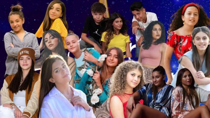 Junior Eurovision Malta 2021